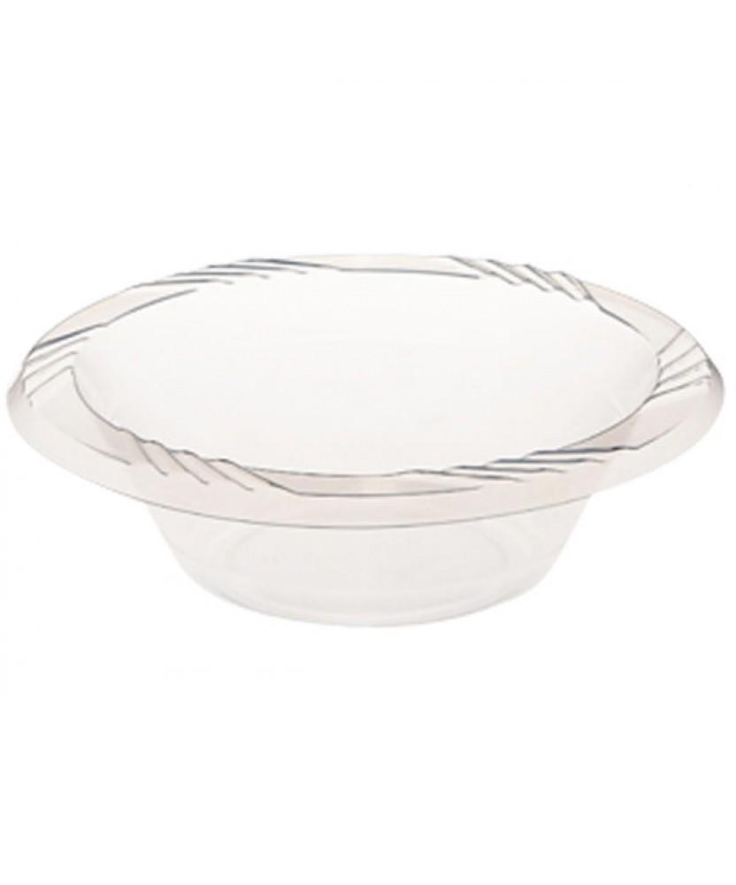 18oz Clear Plastic Bowls 20pk