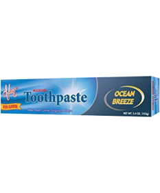 Adwe Ocean Breeze Toothpaste