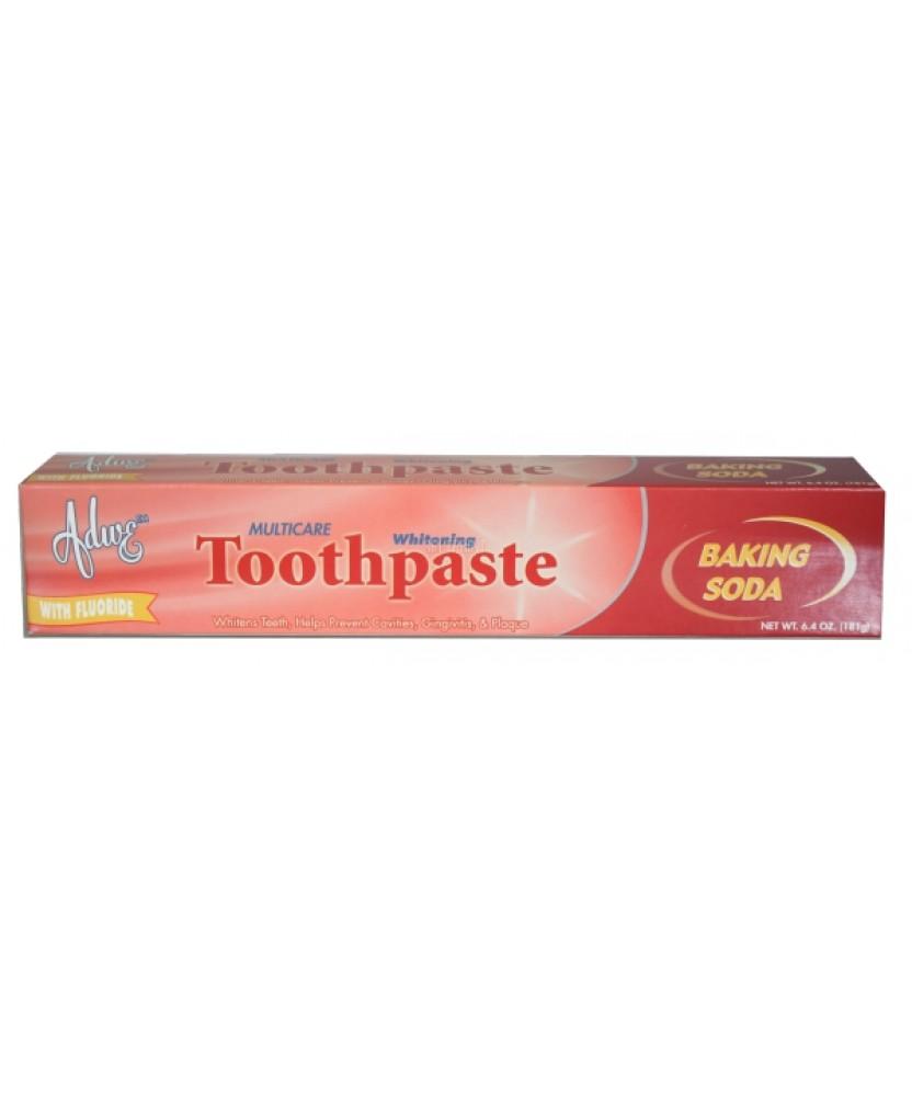 Adwe Toothpaste Baking Soda Whitening