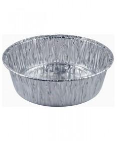 """8"""" Aluminum Cake Pan Extra Deep 75x4ct"""