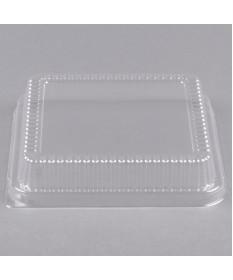 "8"" Square Aluminum Foil Lid Case of 500"