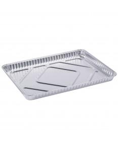 "1/2"" ALUMINUM SHEET CAKE PAN CASE OF 100"