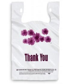 1/6 Shopping Bag Flower    Case of 400