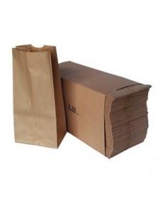 #35 Kraft Grocery Bag 6lb Brown   Bundle of 2000