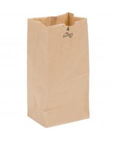 #4 Brown Paper Bag 4000/Bdl