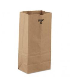 #5 Brown Paper Bag  Bundle of 3000