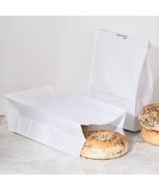 #6 Paper Bag  6lb White   4/500