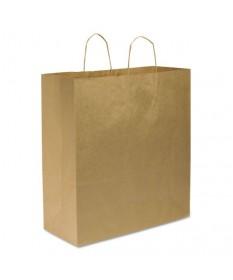 #70 Kraft Shopping Bag 70lb Brown  Case of 200