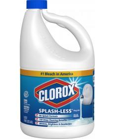 Clorox Bleach Liq Splashless  116oz  3/116oz