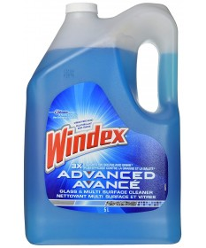 Windex Glass Cleaner Refill 172oz