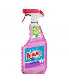 Windex Glass Cleaner Spray Multi surface w/ Glade Lavender 26oz Case of 8