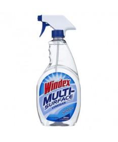 Windex Glass Cleaner Spray w/Vinegar 26oz Case of 8