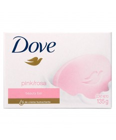 Dove Pink Bar Soap   Case of 48