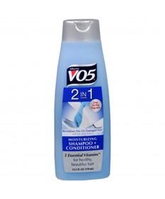 VO5 Shampoo 2 in 1 Dry Hair 15oz Case of 6