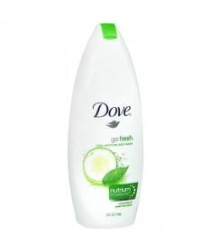 Dove Body Wash Cool Moisture 24oz Case of 3