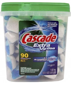 Cascade Action Pack   90ct