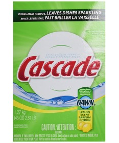 Cascade Powder  45oz