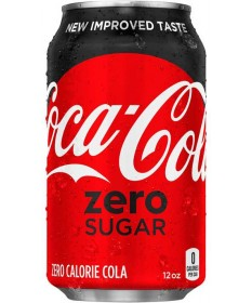 Classic Coke Zero Cans 12oz 35/12oz cans