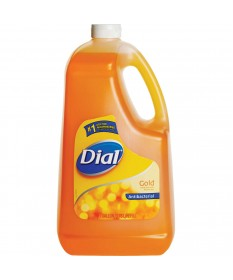 Dial Liquid Antimicrobial Gold Hand Soap 1 Gallon Case of 4