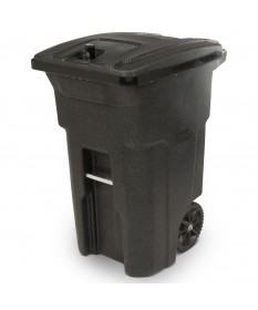 Extra Heavy Garbage Can With Lid 64 Gallon  Unit