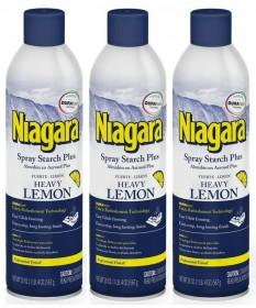 Niagara Heavy Lemon 20oz Case of 12