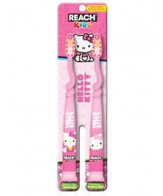 Hello Kitty Toothbrush  2pk /6cs