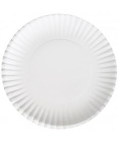 "Aspen Paper Plate 7"" Case of 1000"