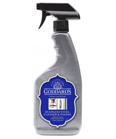 Goddards Stainless Steel Cleaner Rich Shine 16oz  Case of 6