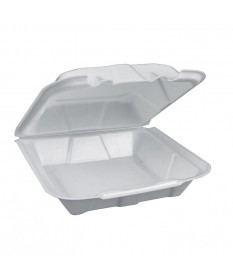 1 Compartment Food Hinged Container  9