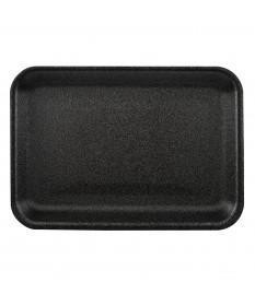 1.5 Foam Tray  Black Case of 1000
