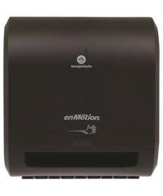 Automatic Paper Towel Dispenser Black  Unit