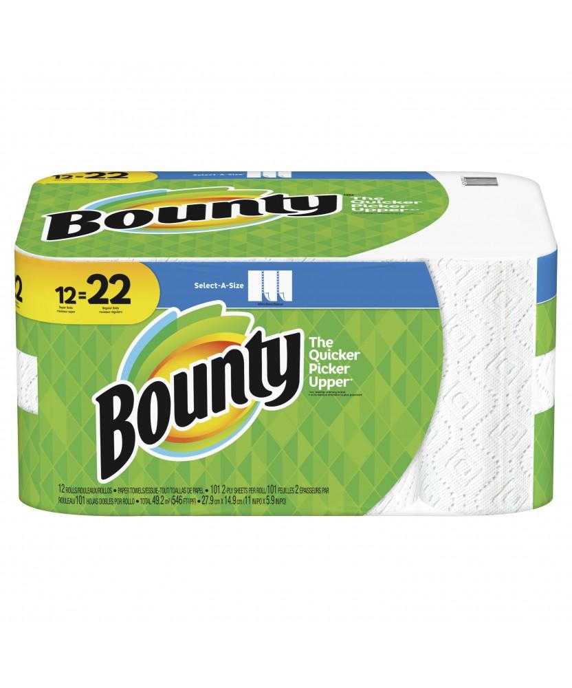Bounty Paper Towel Mega  Case of 12