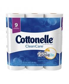 Cottonelle Toilet Tissue  9 Pack